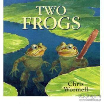【进口原版】Two Frogs