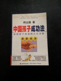 中国孩子成功法:改变孩子命运的八大方法:图解格言..