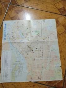 南昌市中心区详图