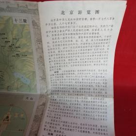 北京游览图1971