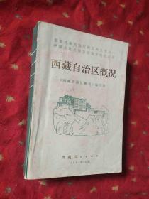 西藏自治区概况