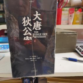 大唐狄公案全集(5册)