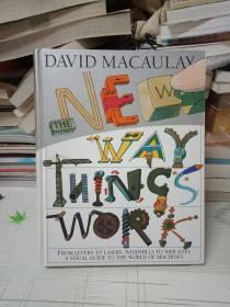 The New Way Things Work(精装 彩图)