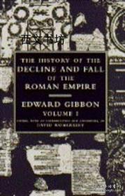 【包邮】The Decline And Fall Of The Roman Empire