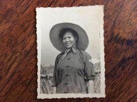 老照片,五十年代的妇女照片