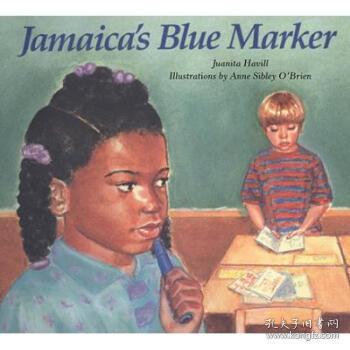 【进口原版】Jamaica's Blue Marker