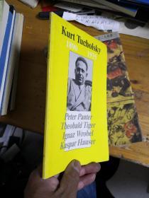 Kurt Tucholsky 1890-1935          K7
