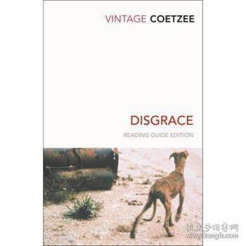【进口原版】Disgrace: Reading Guide Edition (Vintage Cla...