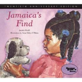【进口原版】Jamaica's Find