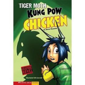KungPowChicken:TigerMoth(GraphicSparksGraphicNovels)