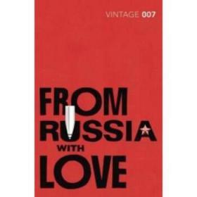 【进口原版】007之来自俄罗斯的爱 From Russia with Love: James Bon...