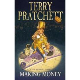 【进口原版】Making Money: