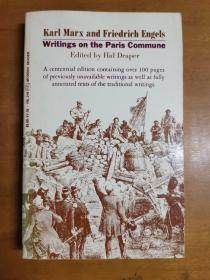 英文原版:Karl Marx