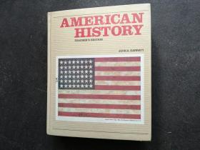 AMERICAN HISTORY 美国历史