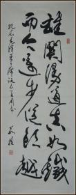 【茹桂】陕西长安人 现为西安美术学院教授,硕士生导师,陕西省书法协会副主席 书法