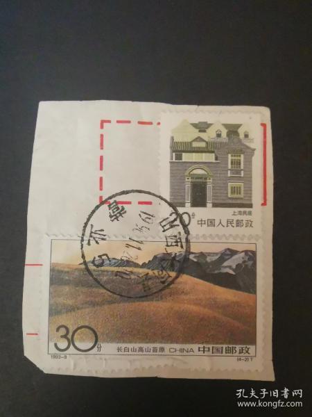 1993-9+上海居民~长白山高山苔原(山西大同)