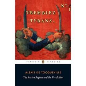 【进口原版】Ancien Regime and the Revolution (Penguin Cl...