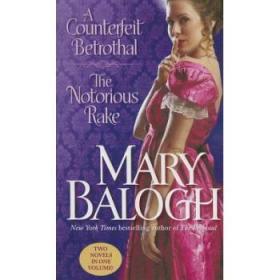 【进口原版】A Counterfeit Betrothal/The Notorious Rake: ...