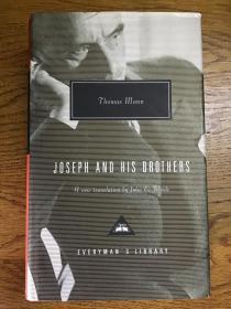 Joseph and his brothers 约瑟夫和他的兄弟们 Thomas Mann 托马斯曼 Everyman's Library 人人文库(人人文库全场2件9折)