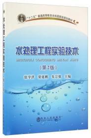 水处理工程实验技术(第2版)