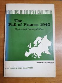 英文原版:THE FALL OF FRANCE,l940