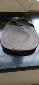 清代老砚台、石质细腻、造型精美、雕工大气