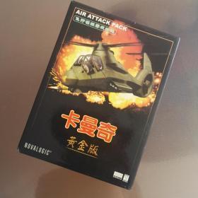 卡曼奇黄金版 游戏光盘 游戏CD