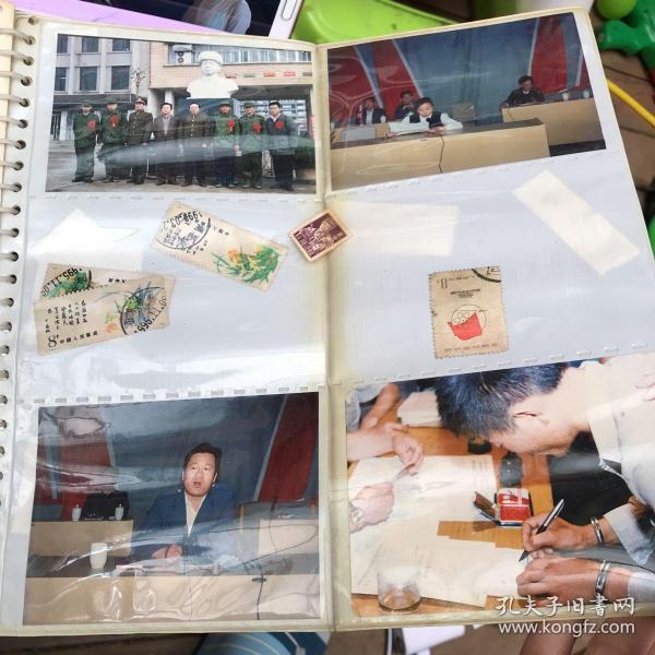 邮票  毛主席书签    毛林书签 铁运处保卫科彩照等(议价)