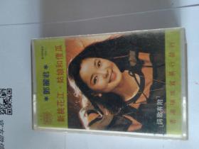 磁带:新桃花江 姑娘和傻瓜——邓丽君主唱(1979年香港瑞成贸易商行)