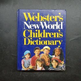 Webster 's  New World Children 's  Dictionary