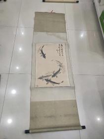 冯增木,山东画家,保真