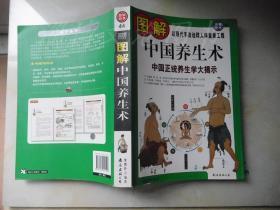 图解中国养生术(中国正统养生学大揭示)正版.