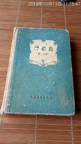 神秘岛      (老版精装本)(凡尔纳特色书店)