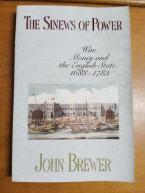 英文原版:THE SINEWS OF POwER(1688-1783)