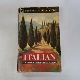 TEACH YOURSELF ITALIAN