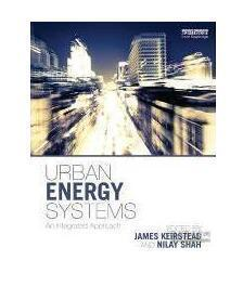 Urban Energy Systems: An Integrated Approach城市能源系统:综合方法 1E11c