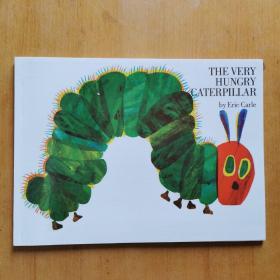 The Very Hungry Caterpillar饥肠辘辘的毛毛虫