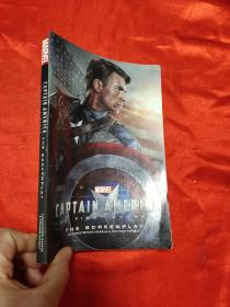 Marvel's Captain America: The First Avenger: The Screenplay   (小16开)   【详见图】