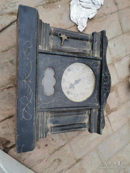 西洋大钟表