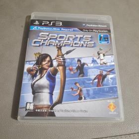 ps3 sports champions游戏光盘