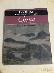 The Cambridge Illustrated History of China  Second Edition  【英文原版,第二版】