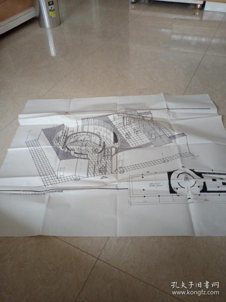中国建筑文化之路拜殿序幕厅透视景现图(267