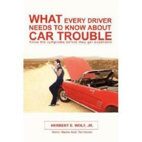 【进口原版】What Every Driver Needs to Know about Car Tr...
