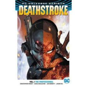 Deathstroke Vol. 1:The Professional