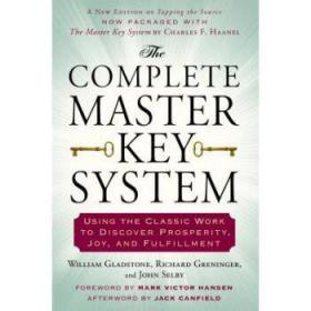 【进口原版】The Complete Master Key System: Using the Cl...