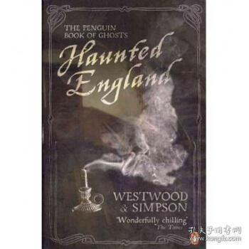 Haunted England: The Penguin Book of Ghosts