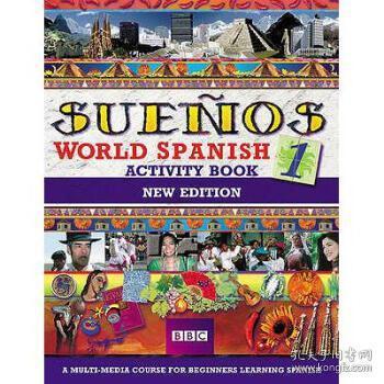 【进口原版】SUENOS WORLD SPANISH 1 ACTIVITY BOOK NEW EDITION