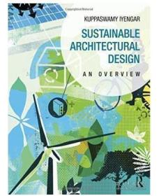 Sustainable Architectural Design: An Overview可持续建筑设计综述 简装书 1E12c