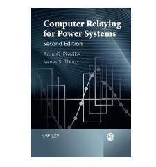 Computer Relaying for Power Systems电力系统计算机继电保护  1E12c