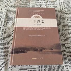 太平湖志 : 1993-2008